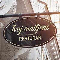 Odaberite restoran